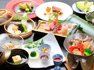 <4月〜10月>ご夕食イメージ